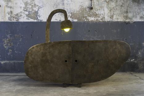 Maarten Baas, Hide & Seek, mostra al Holon Design Museum