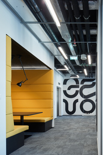 HubHub, un co-working a Praga di Studio Perspektiv