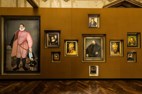 Mostra curata da Wes Anderson e Juman Malouf a Vienna