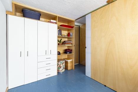 Escenario Alterno 01, una casa piccola e possibile di Taller General