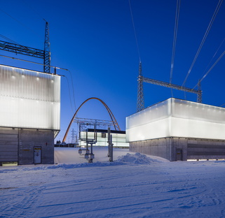 Parviainen Architects e la Länsisalmi Power Station a Helsinki