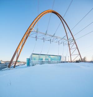 Parviainen Architects e la Länsisalmi Power Station a Helsinki