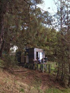 VIMOB XS, mini-rifugio per scappare dalla città