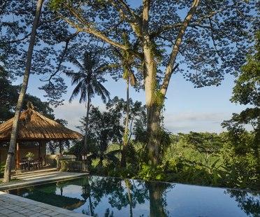 Amandari, ospitalità sostenibile a Bali