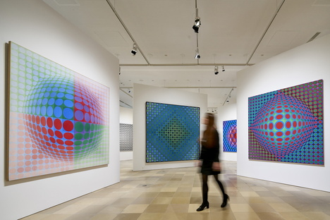 Mostra Victor Vasarely. In the Labyrinth of Modernism al Museo Städel