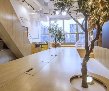 TOWO design presenta il proprio studio, lavorare in bellezza