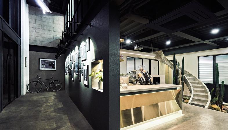 United Units Architects UUA progetta uno studio di fotografia a Pechino