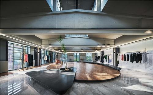 Bo Space di WJ Design a Hangzhou, Cina