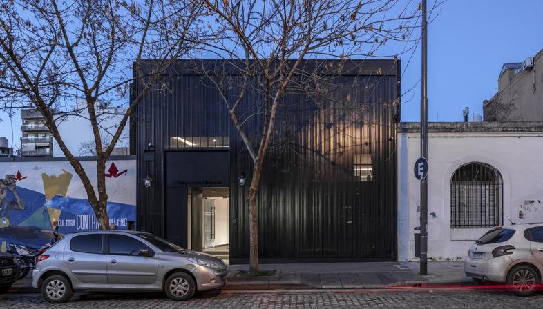 Hitzig Militello Arquitectos, Ualà uffici a Buenos Aires