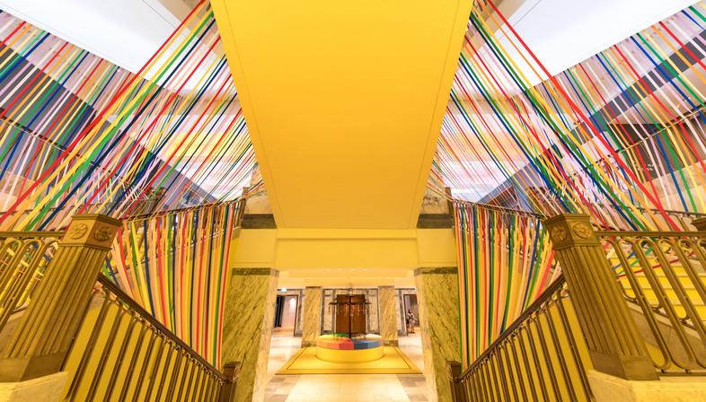 WY-TO e il Children's Festival alla National Gallery Singapore