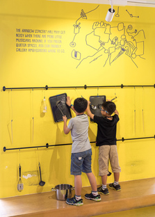 WY-TO e il Children's Festival alla National Gallery Singapore