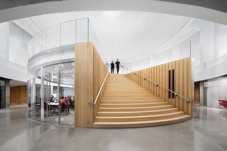 Dow Planetarium, un recupero architettonico e funzionale