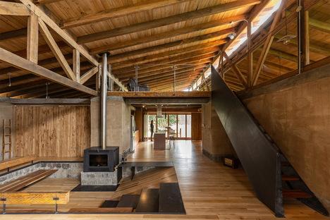 Casa Lasso di Rama Estudio, sostenibilità e tradizione