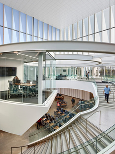 University of Nottingham, Make Architects ha completato il Teaching and Learning Building