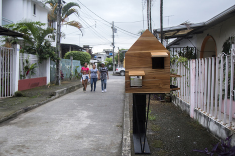 Ricovero temporaneo per animali abbandonati, Natura Futura Arquitectura