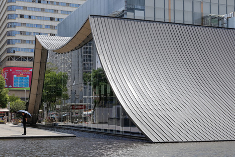 Sino-Ocean Sales Center, un edificio tra passato e presente a Wuhan