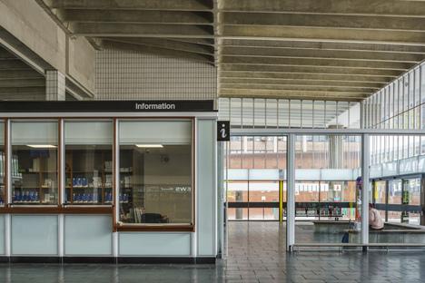 Patrimonio brutalista ristrutturato: Preston Bus Station