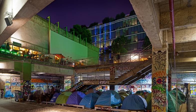 Mostra fotografica sulle trasformazioni urbane, Leon Krige all'ABC Architectuurcentrum Haarlem