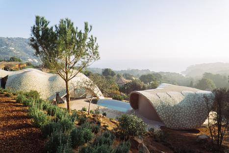 Villa Stgilat Aiguablava, architettura mediterranea smart di Enric Ruiz-Geli/Cloud 9