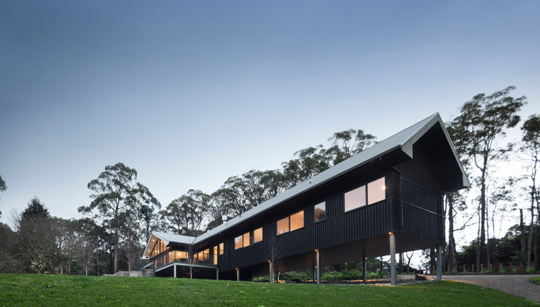Opat Architects e la casa Red Hill South