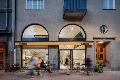 Kale & Crave, ristorante a Stoccolma di Matteo Foresti
