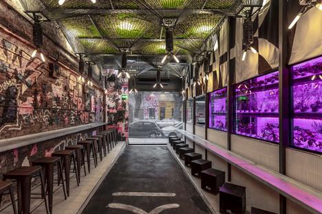 Elyaki, nuovo locale a Buenos Aires di Hitzig Militello Arquitectos