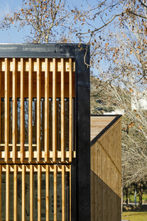 Aula K di BCQ Arquitectura a Barcellona