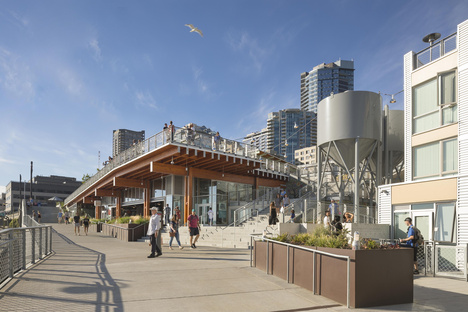 Pike Place MarketFront di Miller Hull Design Team
