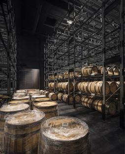 AVANTO, magazzini per la distilleria Kyrö