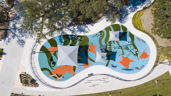 ASLA-NY Award per il Julian B. Lane Riverfront Park a Tampa