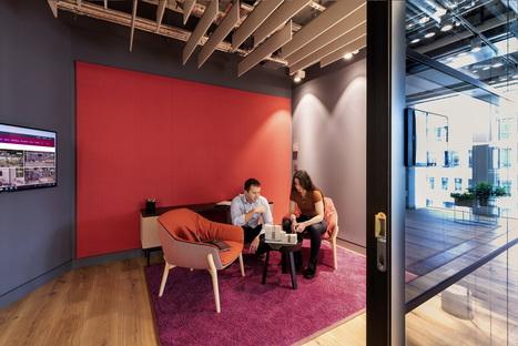 Benessere e produttività, Evolution Design per HB Reavis