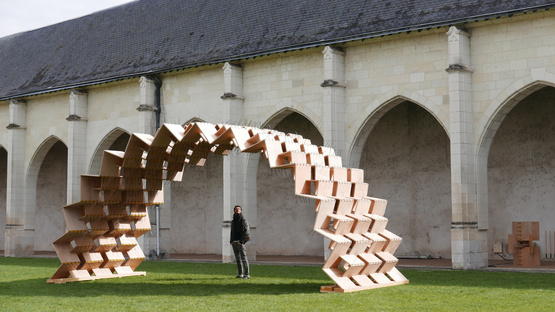 Atelier YokYok, Accordion Arch