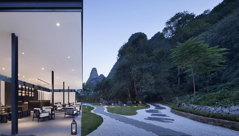 Blossom Dreams Hotel di Co-Direction Design in Cina