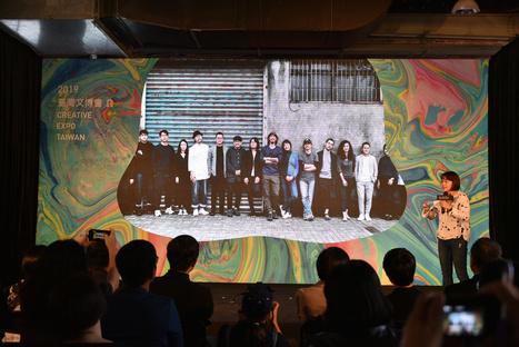 Culture on the move, creatività in mostra a Taiwan