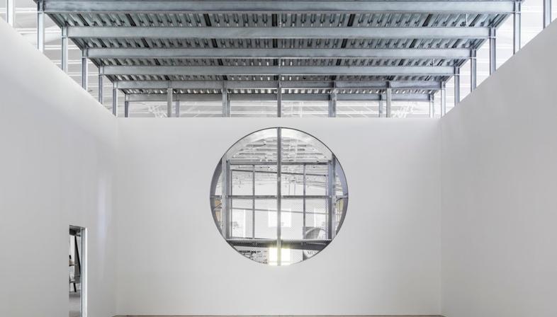Boxen di Dehlin Brattgård Arkitekter per ArkDes