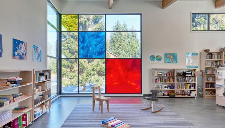 Whole Earth Montessori School di PDMA