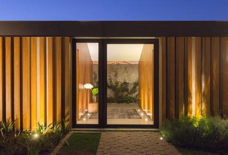 A ritmo naturale, Casa Haras di 24.7 Arquitetura