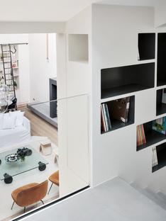 Da studio a casa di famiglia, progetto di Camille Hermand