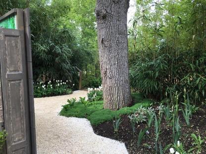 Le Jardin des Portes al 28° Festival Internazionale dei Giardini a Chaumont-sur-Loire