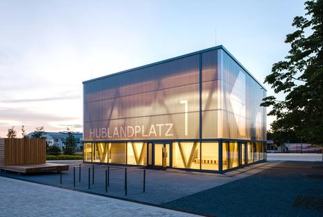 Premio tedesco per le costruzioni in legno 2019