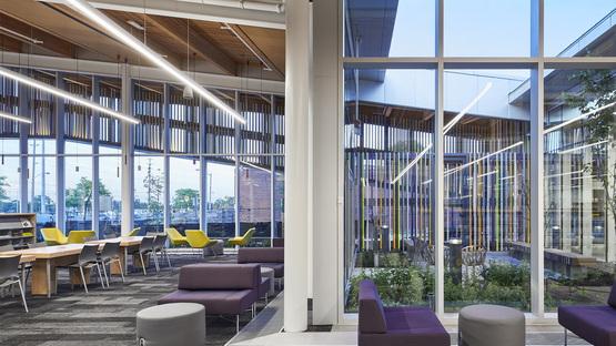 Albion Public Library di Perkins+Will Canada a Toronto