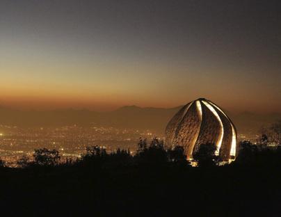 Hariri Pontarini Architects, tempio Bahá'í in Cile