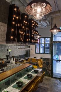 Mean Noodles di OPENUU, design e buona cucina