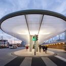 cepezed ha firmato la nuova stazione degli autobus di Tilburg