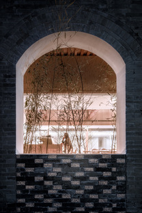 Layering Courtyard di ARCHSTUDIO a Pechino