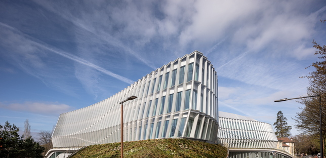 Olympic House di 3XN uno degli edifici più sostenibili al mondo