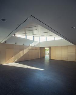 Dialogo tra presente e passato, oratorio di K9 Architekten