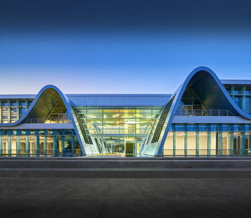 Innovation Curve Technology Park nella Silicon Valley di Form4 Architecture