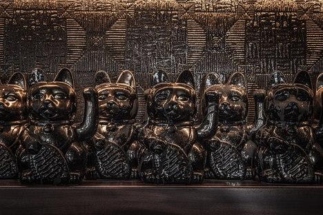 AfroditiKrassa firma Lucky Cat by Gordon Ramsay Restaurants a Londra