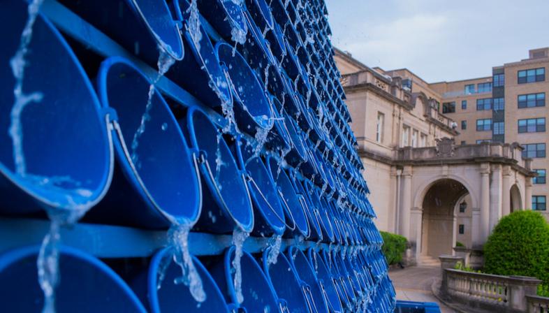 Let's Go Fetch Water, Luz Interruptus a Washington D.C.